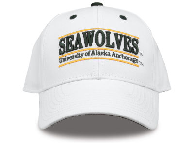 Alaska Anchorage Seawolves The Game NCAA Nickname Bar Cap