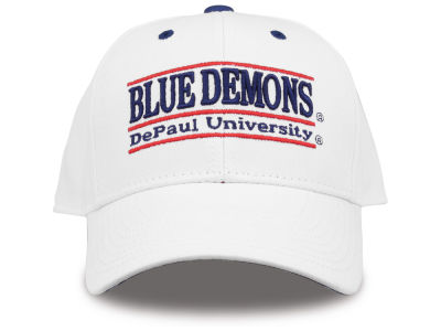 DePaul Blue Demons The Game NCAA Nickname Bar Cap