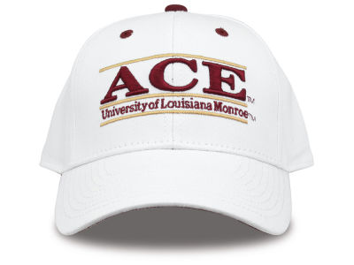 LA Monroe Warhawks The Game NCAA Nickname Bar Cap