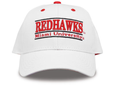 Miami (Ohio) Redhawks The Game NCAA Nickname Bar Cap
