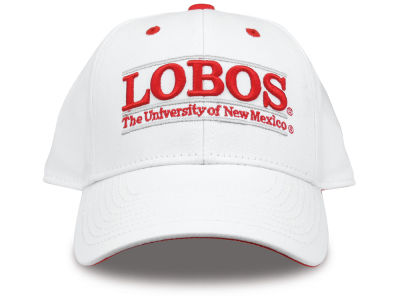 New Mexico Lobos The Game NCAA Nickname Bar Cap