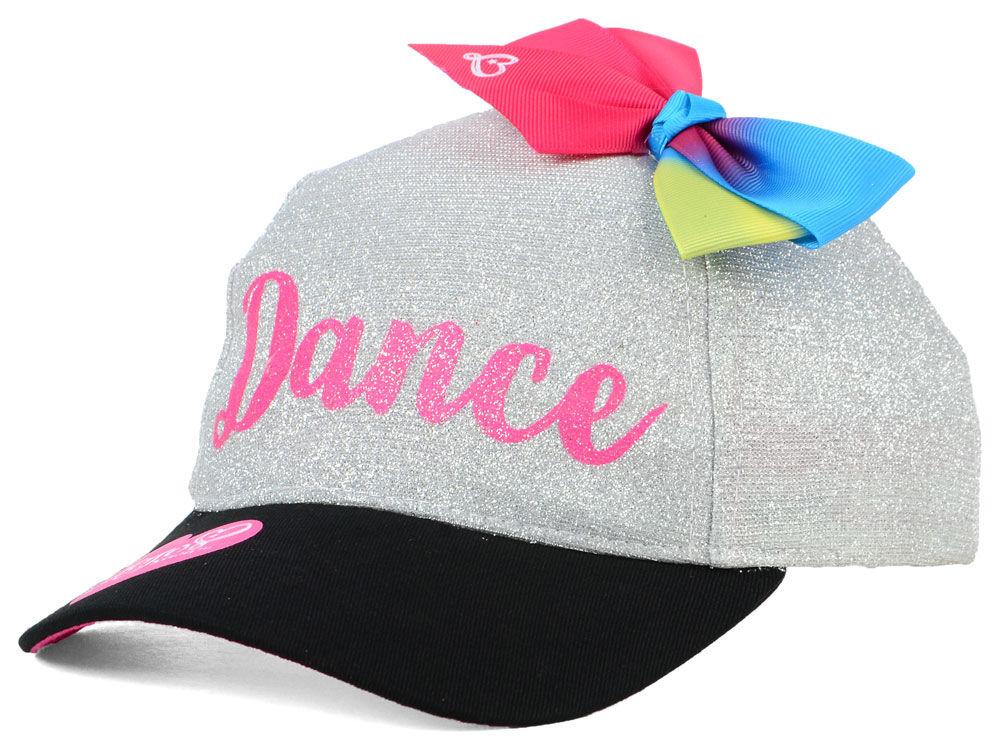 JoJo Siwa Dance Glitter Print Cap  ccfec146272
