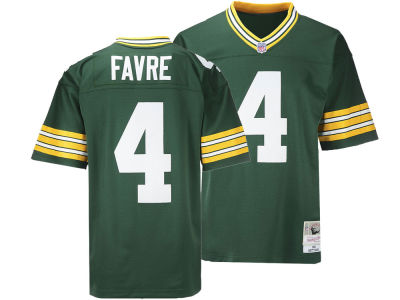 Green Bay Packers Brett Favre NFL Men s Alumni Jersey 04969ee1f
