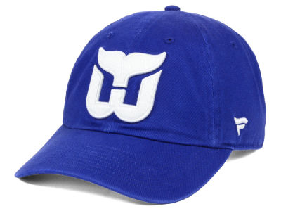 Hartford Whalers NHL Branded NHL Fan Relaxed Adjustable Cap 95512ae9817