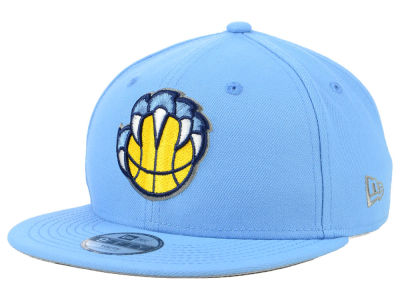Memphis Grizzlies New Era NBA Youth Basic Link 9FIFTY Snapback Cap