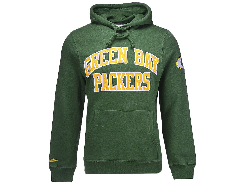 Green Bay Packers Mitchell   Ness NFL Men s Playoff Win Hoodie  9b93e5a96