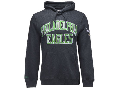Philadelphia Eagles Mitchell & Ness NFL Men's Playoff Win Hoodie