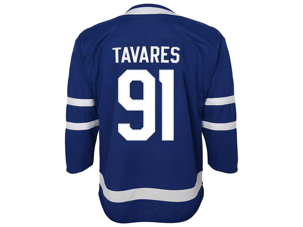 410e328a0 Toronto Maple Leafs John Tavares NHL Infant Premier Player Jersey ...