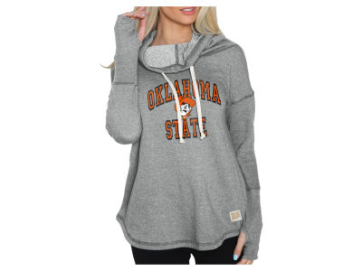 Oklahoma State Cowboys NCAA Women's Funnel Neck Sweatshirt