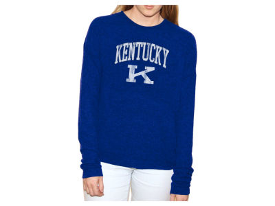 Kentucky Wildcats Retro Brand NCAA Women's Haachi Pullover Sweatshirt