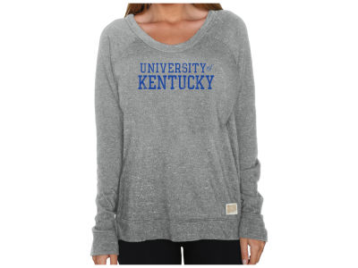 Kentucky Wildcats Retro Brand NCAA Women's Quad Sweatshirt