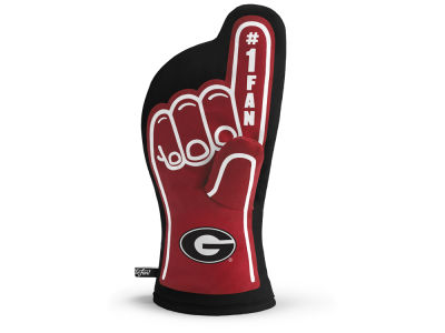 Georgia Bulldogs Sportula #1 Fan Oven Mitt