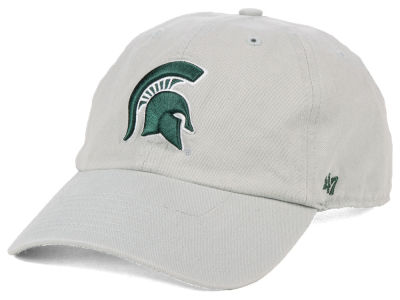 Michigan State Spartans '47 NCAA '47 CLEAN UP Cap