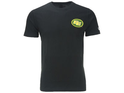 Edmonton Eskimos New Era CFL Men's Corner Logo T-shirt