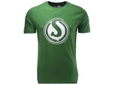 Saskatchewan Roughriders New Era CFL Men's Retro Logo T-Shirt