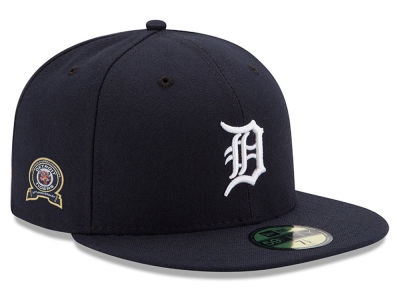 Detroit Tigers New Era 2018 MLB Turn Back The Clock 59FIFTY Cap