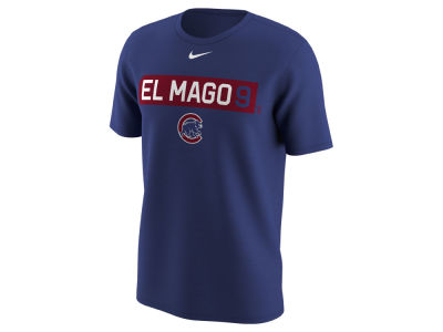 Chicago Cubs Javier Baez Nike MLB Men's Legend Player T-Shirt