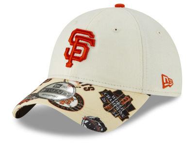 cheap for discount 3b87b 55e36 San Francisco Giants New Era MLB Loudmouth 9TWENTY Cap