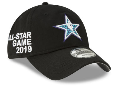 NBA Logo New Era 2019 All Star Game Star 9TWENTY Cap a1bba22dbd2