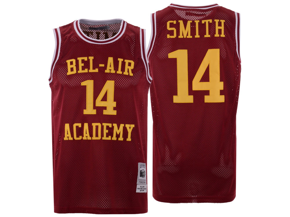 Will Smith Fresh Prince Movie Jersey  3bc080ffb