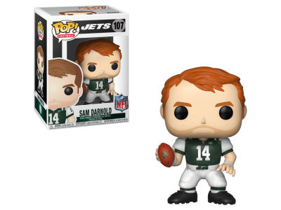New York Jets Sam Darnold Funko NFL POP! Figurine