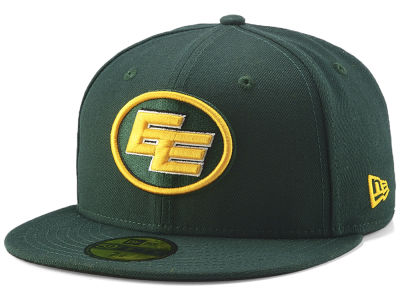 Edmonton Eskimos New Era CFL Team Basic 59FIFTY Cap