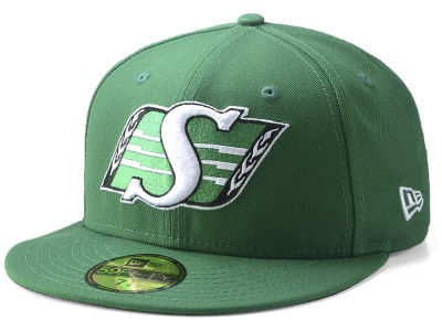 Saskatchewan Roughriders New Era CFL Team Basic 59FIFTY Cap