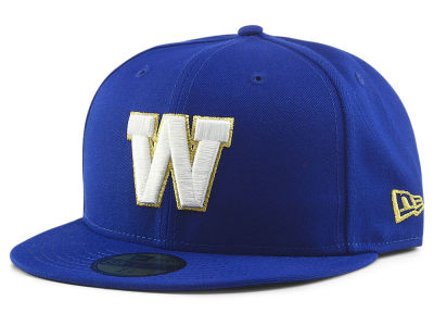 Winnipeg Blue Bombers New Era CFL Team Basic 59FIFTY Cap