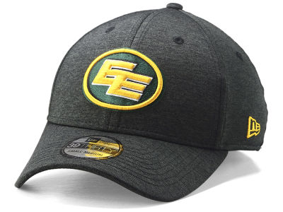 Edmonton Eskimos New Era CFL Shadow Tech 39THIRTY Cap