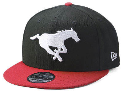 Calgary Stampeders New Era CFL 2Tone 9FIFTY Snapback Cap