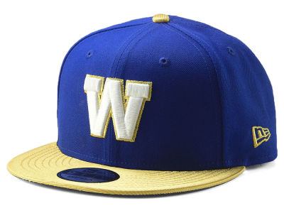 Winnipeg Blue Bombers New Era CFL 2Tone 9FIFTY Snapback Cap