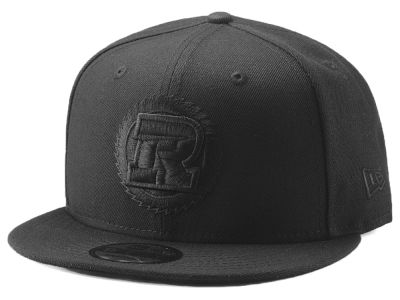Ottawa RedBlacks New Era CFL Blackout 9FIFTY Snapback Cap
