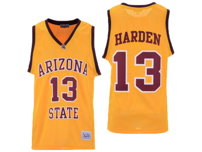 Arizona State Sun Devils James Harden Retro Brand NCAA Men's Throwback Jersey