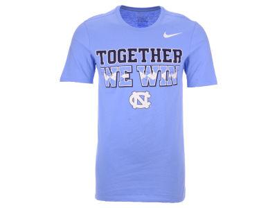 North Carolina Tar Heels Nike 2018 Ncaa Men s Fan T Shirt by Lids 3dabf10ac361