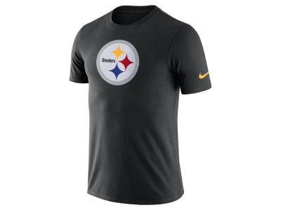 Pittsburgh Steelers Nike NFL Men s Dri-Fit Cotton Essential Logo T-shirt 3e04710e5