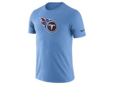 dd229e93e Tennessee Titans Nike NFL Men s Dri-Fit Cotton Essential Logo T-shirt