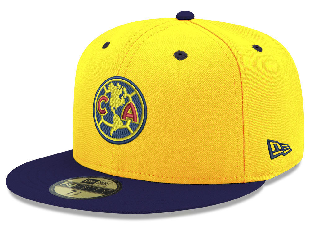 Club America New Era Liga MX 59FIFTY Cap  d2593b5f578