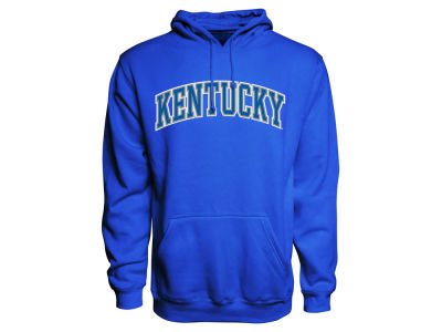 Kentucky Wildcats Top of the World NCAA Men's Arch Logo Hoodie
