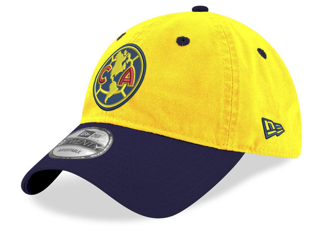 ce96d87a505 Club America New Era Liga MX Core 9TWENTY Cap