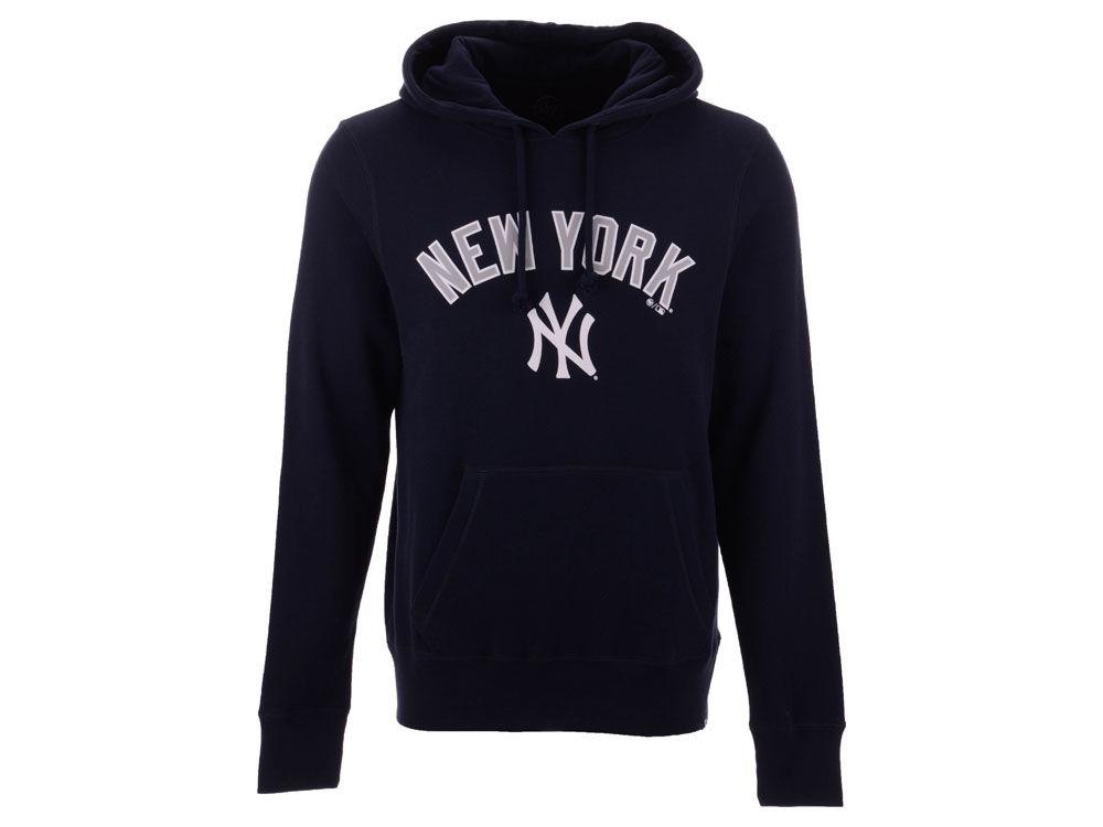 8ef2f1768 New York Yankees  47 MLB Men s Headline Hoodie