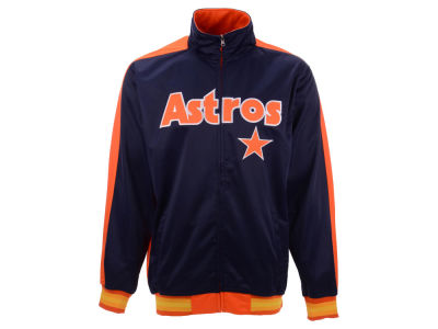 Houston Astros MLB Men's Coop Memories Track Jacket