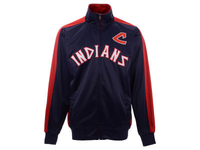 Cleveland Indians MLB Men's Coop Memories Track Jacket