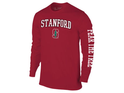 Stanford Cardinal The Victory NCAA Men's Midsize Slogan Long Sleeve T-Shirt