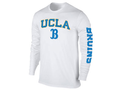 UCLA Bruins The Victory NCAA Men's Midsize Slogan Long Sleeve T-Shirt