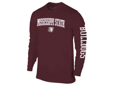 Mississippi State Bulldogs The Victory NCAA Men's Midsize Slogan Long Sleeve T-Shirt