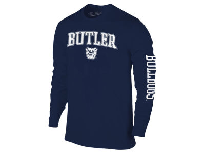 Butler Bulldogs The Victory NCAA Men's Midsize Slogan Long Sleeve T-Shirt