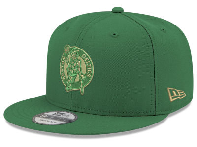Boston Celtics New Era NBA Youth City Pop Series 9FIFTY Snapback Cap