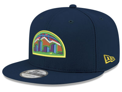ff4ef28cb6a Denver Nuggets New Era NBA Youth City Pop Series 9FIFTY Snapback Cap