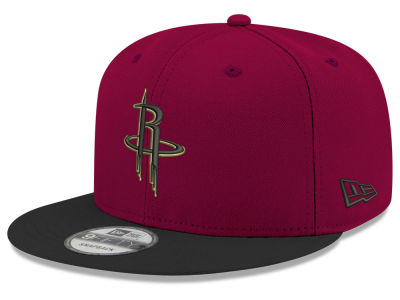 Houston Rockets New Era NBA Youth City Pop Series 9FIFTY Snapback Cap