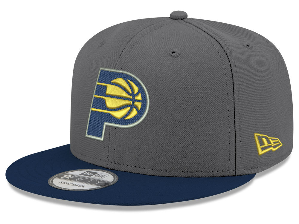 fda13dc8904 Indiana Pacers New Era NBA Youth City Pop Series 9FIFTY Snapback Cap ...